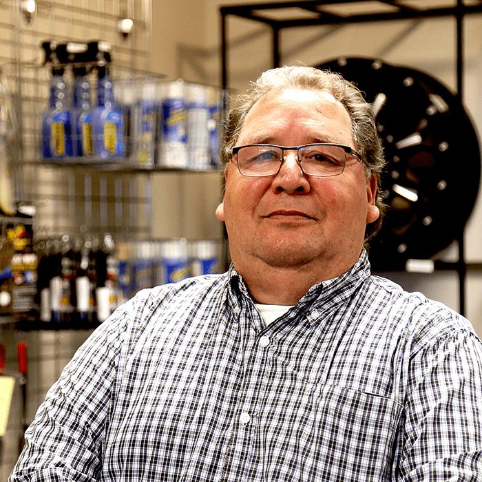 Bill Fraser - Fleet & Wholesale Team!